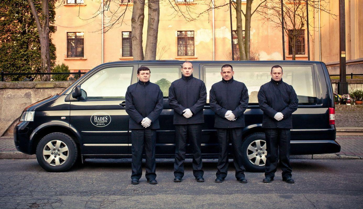 Zakład Pogrzebowy Hades Olsztyn
